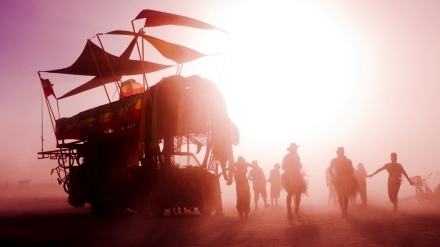 Without Burning Man it is difficult to say that any of the art and imagination which makes Burning Man possible would exist.